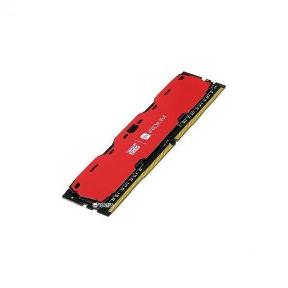 Barette memoire GOODRAM DDR4 8GO 3000Mhz RED