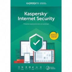 Kaspersky Kaspersky INTERNET SECURITY 2020 10postes 1an