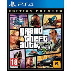 Jeux PS4 Sony GTA V EDITION PREMIUM