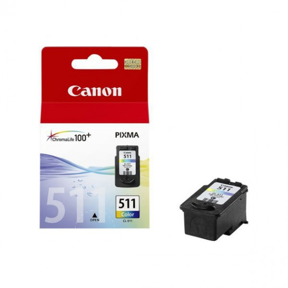 Consommables Canon Couleur 13ML MP240 IP2700