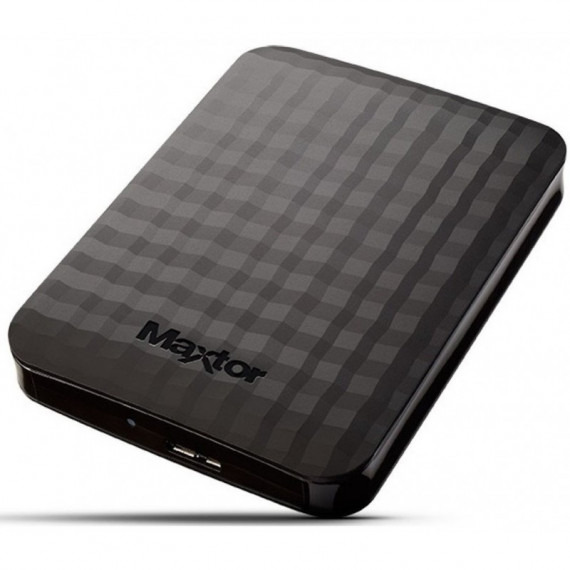 MAXTOR M3 Disque dur externe 4 To - USB 3.0 - 2,5""