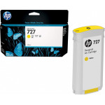 HP 727 130-ml Yellow