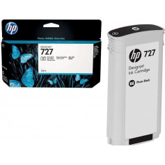 HP 727 130-ml Matte Black