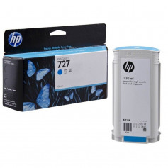 HP 727 130-ml Cyan Ink