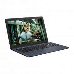 "Pc Portable Asus Intel Celeron Dual-Core, Ecran 15,6""HD  - GRIS"