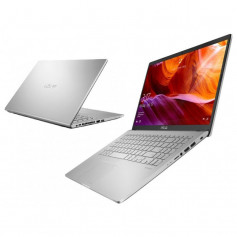 "Pc Portable Asus Intel Quad Core i7 10é Gén Ecran 15,6"" HD - Silver"