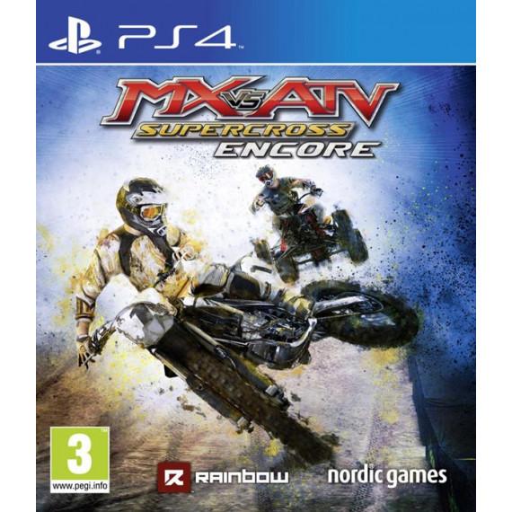 Jeux PS4 Sony MX VS ATV