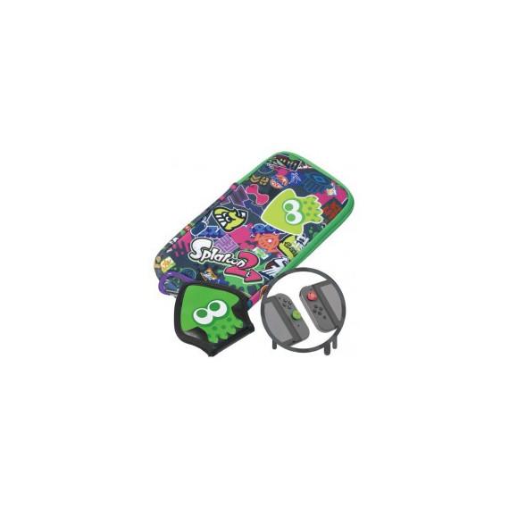 Accessoires Nintendo HORI ETUI RIGIDE SPLATOON2