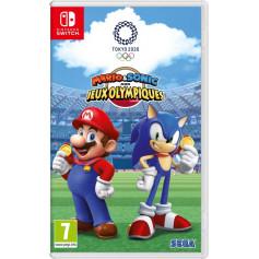 Jeu Nintendo Switch Mario & Sonic aux Jeux Olympiques de Tokyo 2020