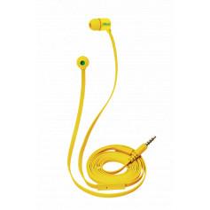 Duga In-Ear Headphones - yellow