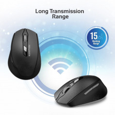 PROMATE Souris Wireless Woking Range black