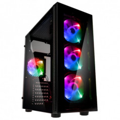 Pc sur Mesure ALPHA SPADES i5-9400f, RAM 8GO, SSD 240 Go, XFX Rx580 8Go