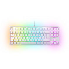 Clavier Mécanique Xtrfy XTRFY K4 TKL RGB - Blanc