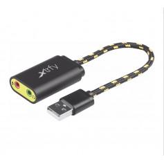 Carte son USB Externe Xtrfy SC1