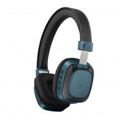 PROMATE Micro Casque Wireless Stéréo Blue