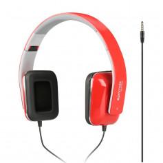 PROMATE Micro Casque Sonata - Red
