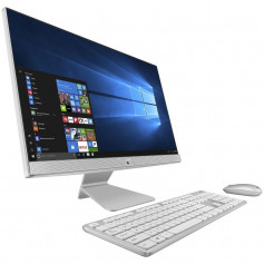 "Pc de Bureau ALL IN ONE ASUS Vivo V222GAK Intel Pentium J5005, 4Go, 1To, 21.5"" Full HD -Blanc"