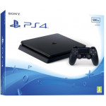 Console Slim Sony PS4 500 Go