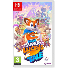 Jeu New Super Lucky's Tale pour Nintendo Switch