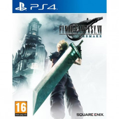 Jeu Final Fantasy VII Remake PS4