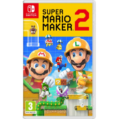 Jeu Super Mario Maker 2 -Switch