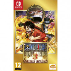 Jeu One Piece: Pirate Warriors 3 pour Nintendo Switch