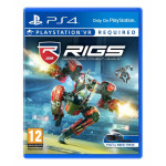 Jeux PS4 Sony RIGS Mechanized Combat League
