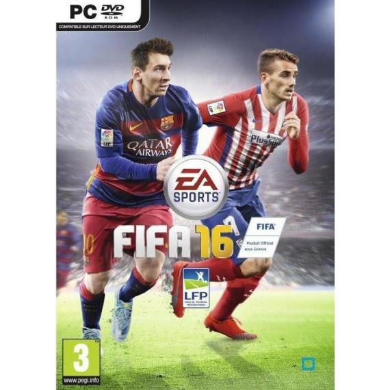 Jeu FIFA 16 pour PC