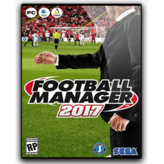 Jeux Football Manager 2017 sur PC