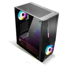 Pc sur Mersure ALPHA FURY AMD RYZEN 5 3400G, RAM 8Go, AMD Radeon RX 580 8Go, 500w 80+