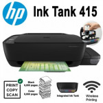 IMPRIMANTES A RESERVOIRS hp HP Ink Tank Wireless 415