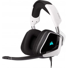 Casque Gaming Premium VOID RGB ELITE USB avec Son Surround 7.1 — Blanc