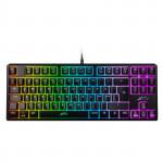 XTRFY CLAVIER K4 RGB Tenkeyless, clavier de jeu mécanique