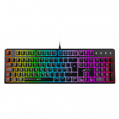 XTRFY CLAVIER K4 RGB MECHANICAL BLACK