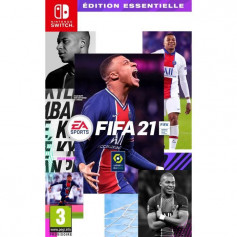 Jeu Nintendo Switch FIFA 21