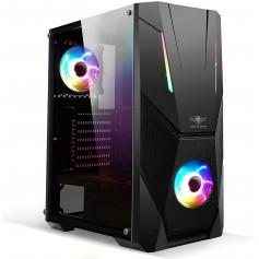 Pc sur Mesure VANDAL RYZEN 5-3600, RAM 8GO, SSD 240 Go, GTX1650 Super 4Go, 500w 80+