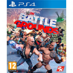 Jeu PS4 WWE 2K Battlegrounds VF