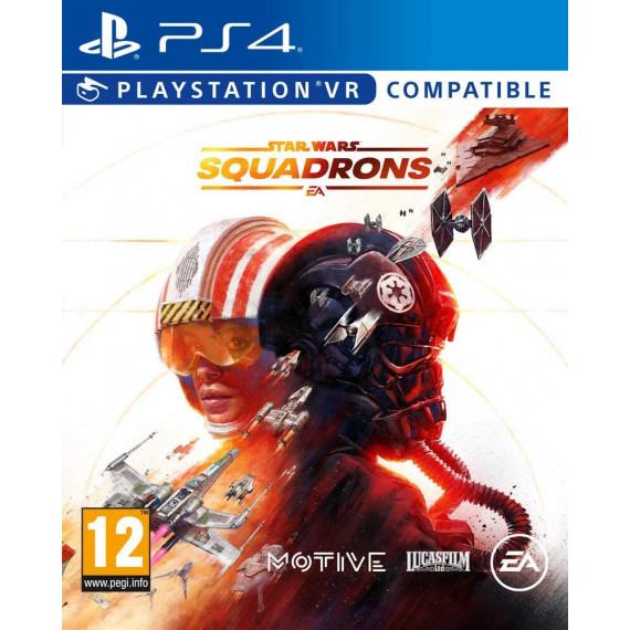 JEU PS4 STAR WARS SQUADRONS VF