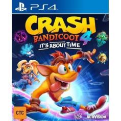 JEU PS4 CRASH BANDICOOT 4 VF
