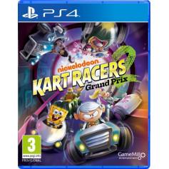 Jeu PS4 Nickelodeon Kart Racers 2 VF