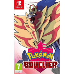 JEU SWITCH POKEMON BOUCLIER VF