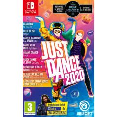JEU SWITCH JUST DANCE 2020 VF