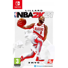 JEU SWITCH NBA 2K21 STANDARD