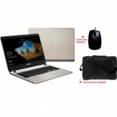 "Pc Portables Asus X507MA NR399T cel N4000 15.6"" GOLD"