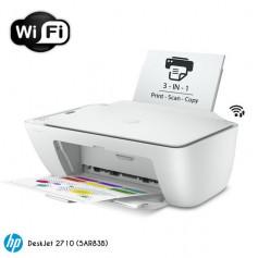 Imprimante HP AIO DeskJet 2710 Couleur Wi-Fi