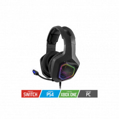 CASQUE SPIRIT OF GAMER ELITE H50 BLACK EDITION RGB