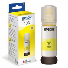EPSON Bouteille D'encre ECOTANK 103 - YELLOW