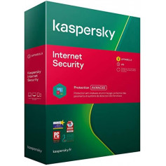Kaspersky Kaspersky 2020 INTERNET SECURITY 3POSTE