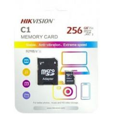 Carte memoire microSD HIKVISION 256 Gb Class 10 -UHS-I