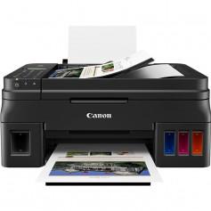 Imprimante Canon PIXMA 4411 Multifonction 4en1 à réservoir intégré,  Wifi